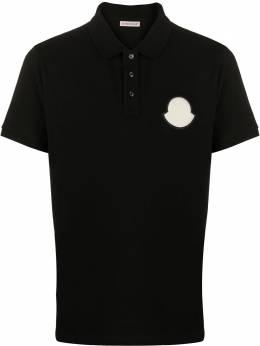 Moncler рубашка-поло с логотипом 8A7040084556
