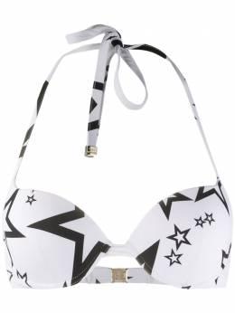 Dolce&Gabbana лиф бикини с принтом Millennials Star O1A30JFSGRT