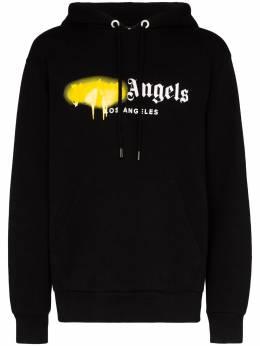 Palm Angels худи Los Angeles с логотипом Spray PMBB003S206360641060