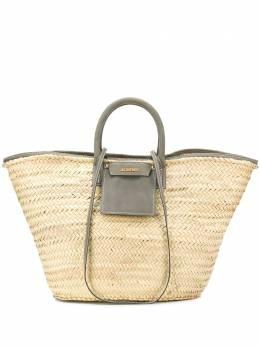 Jacquemus сумка-тоут Le Panier Soleil 201BA0861900