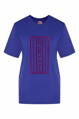 """Фиолетовая футболка с надписью """"Rage"""" The North Face 2717116407"""