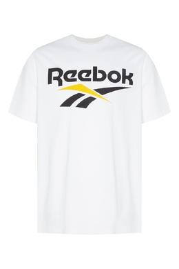 Футболка с логотипом Classics Vector Reebok 1338141105