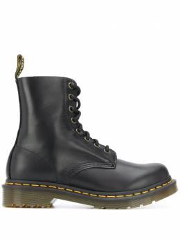Dr. Martens ботинки Pascal 24991001WBLACKSILV