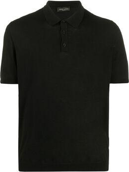 Roberto Collina трикотажная рубашка-поло RC10024
