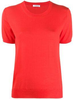 P.a.r.o.s.h. трикотажная футболка с круглым вырезом LAPSUSD510947