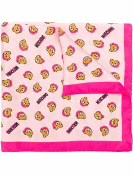 Moschino платок с принтом 03548M2203