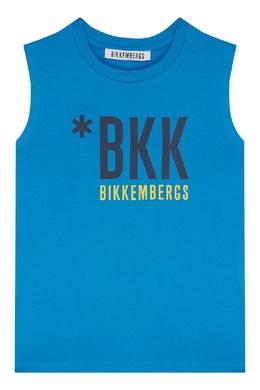 Голубой спортивный костюм Bikkembergs 1487183520