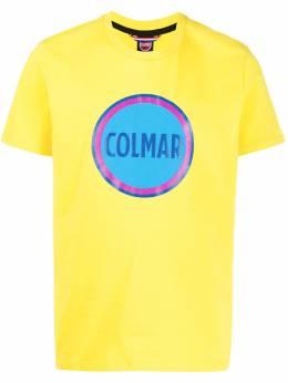 Colmar футболка с логотипом 75767UD