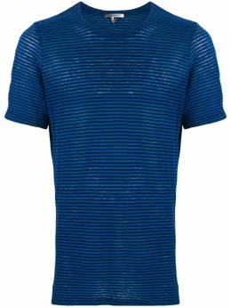 Isabel Marant футболка в полоску TS042900M001H