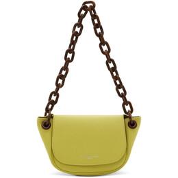 Simon Miller Yellow Bend Bag S821-9010