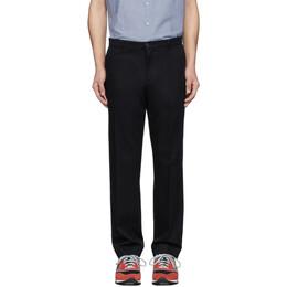 A.P.C. Black Eric Trousers WVAXG-H08344