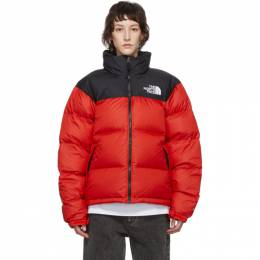 The North Face Red Down 1996 Retro Nuptse Jacket NF0A3C8D