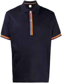 Paul Smith рубашка-поло с короткими рукавами M1R799RSD00089