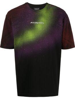 Mauna Kea футболка с принтом MKU101