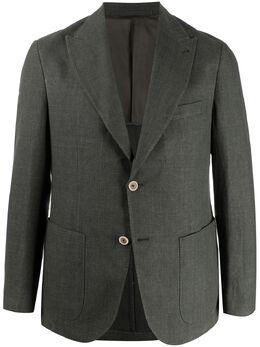 Eleventy пиджак на двух пуговицах A70GIAA05BTCRNTES0A043