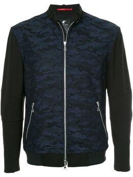 Loveless куртка на молнии с камуфляжным принтом 61F2470909