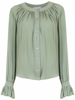 Olympiah silk Spinello shirt 119322