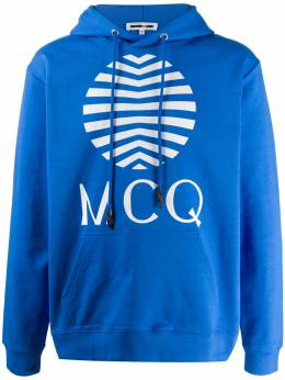 MCQ by Alexander McQueen худи с графичным принтом 545412ROT08