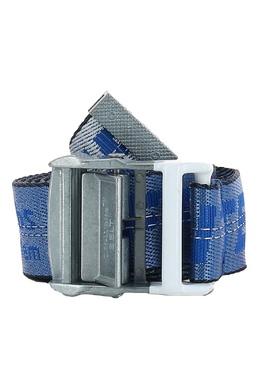 Синий ремень из текстиля Off-White 2202184535