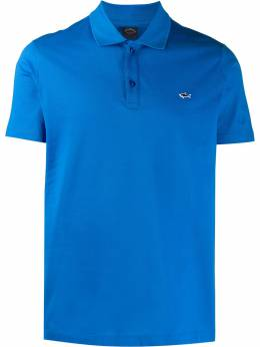 Paul & Shark рубашка-поло узкого кроя C0P1013