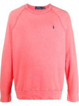 Polo Ralph Lauren свитер с контрастным логотипом 710644952