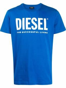 Diesel футболка с логотипом 00SXED0AAXJ