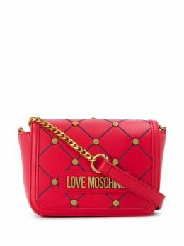 Love Moschino сумка через плечо с заклепками и логотипом JC4099PP1ALP0