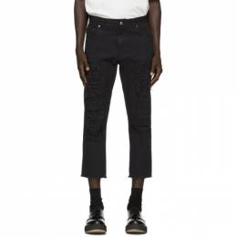 Vyner Articles Black Darts Jeans 1A19