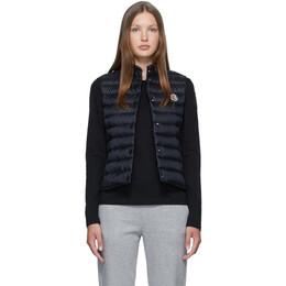 Moncler Black Liane Vest F10931A1020053048