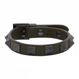 Valentino Green Valentino Garavani Rockstud Bracelet TY2J0801VH3