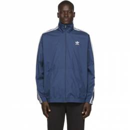 Adidas Originals Blue Lock Up Track Jacket FM9883