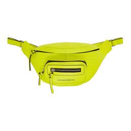 Stolen Girlfriends Club Green Reptilia Bum Bag A007AS