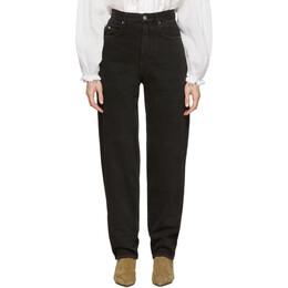 Isabel Marant Etoile Black Corsy Jeans 20PPA0887-20P018E