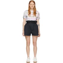 Isabel Marant Etoile Black Rike Shorts 20PSH0286-20P007E