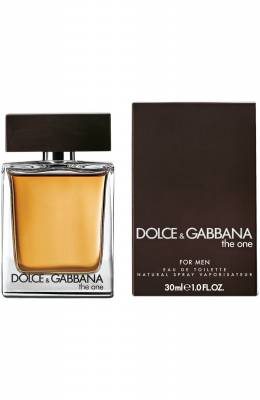 Туалетная вода Dolce&Gabbana The One For Men Dolce&Gabbana 737052036625