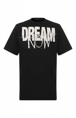 Хлопковая футболка Haider Ackermann 193-3802-237