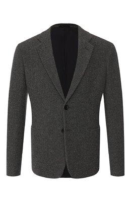 Шерстяной пиджак Giorgio Armani 9SGGG06L/T011L
