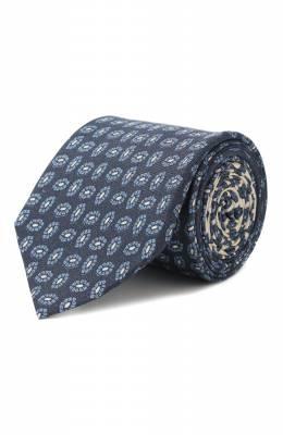 Шелковый галстук Eton A000 32068