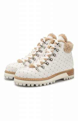 Кожаные ботинки Le Silla 7514P040M1MMCHI