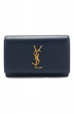 Поясная сумка Monogram Kate Saint Laurent 534395/DV70J