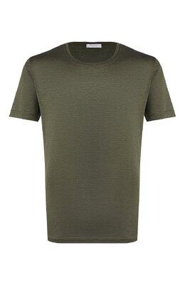 Шелковая футболка Gran Sasso 60133/78301