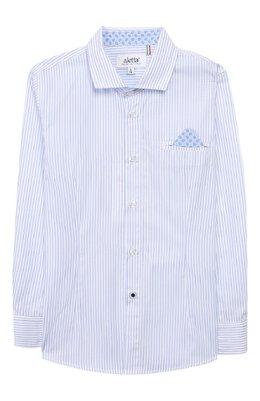 Хлопковая рубашка Aletta N00771ML/4A-8A