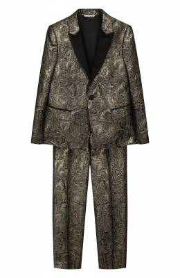 Костюм из пиджака и брюк Dolce&Gabbana L41U57/HJMA4/8-14