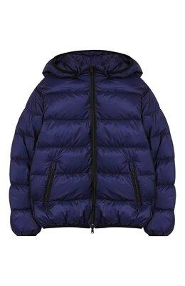 Пуховая куртка с капюшоном Herno PI0078B/12268/10A-14A