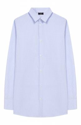 Хлопковая рубашка Dal Lago N402M/2206/17/L-18/XL