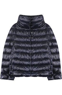 Стеганая куртка с воротником-стойкой Herno PI0040G/12017/10A-14A