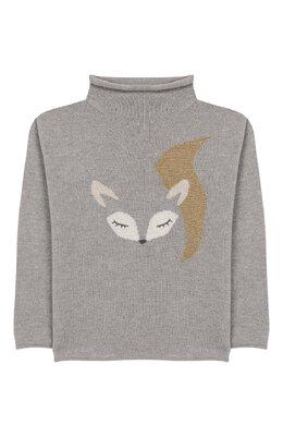 Шерстяной свитер Il Gufo A19MA299EM620/5А-8А
