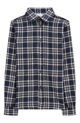 Хлопковая рубашка Dal Lago DL08Q/8719/4-6