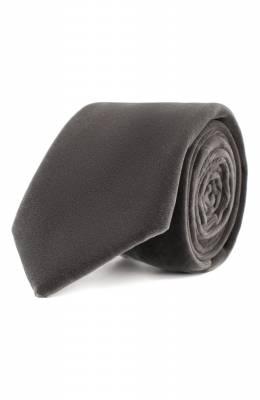 Хлопковый галстук Ralph Lauren 791780108