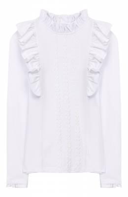 Хлопковая блузка Aletta AJ999399/9A-16A